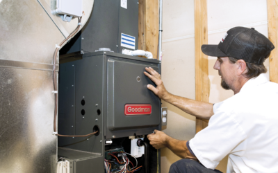 HEATING AND COOLING MAINTENANCE CHECKLIST